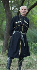 Tenue traditionnelle Caucasienne, Marty Voyance