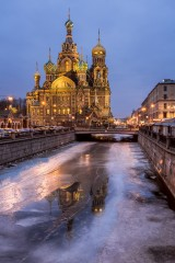 Saint Petersbourg, Marty Voyance
